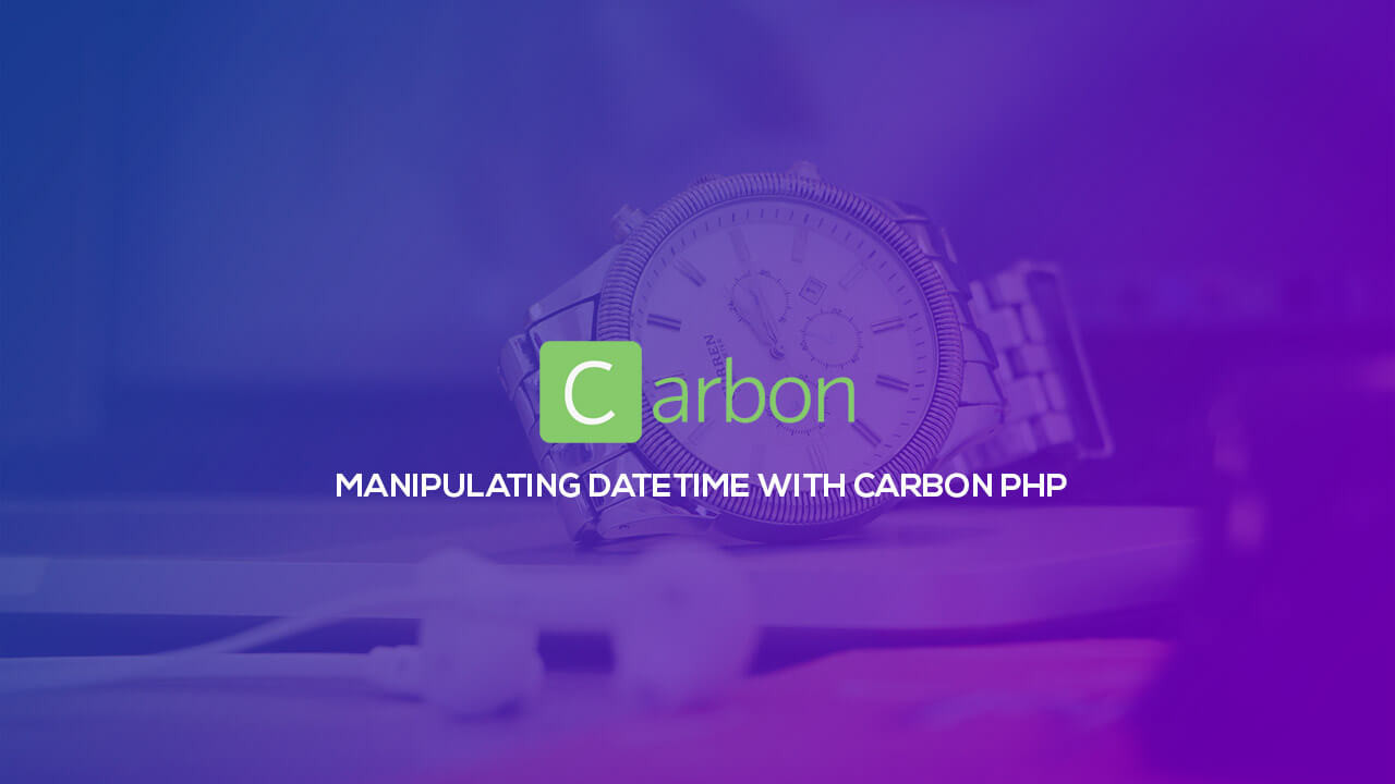 Convert DateTime string to Carbon Object